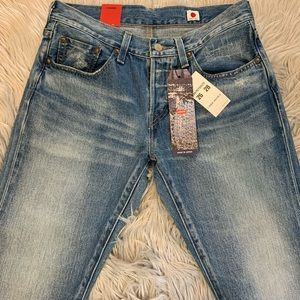Levi's 501 Taper Selvedge MADE IN JAPAN Jeans